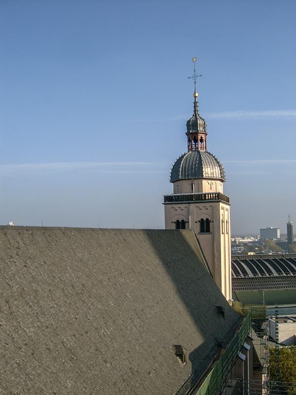 St Mariä Himmelfahrt Köln Gottesdienst